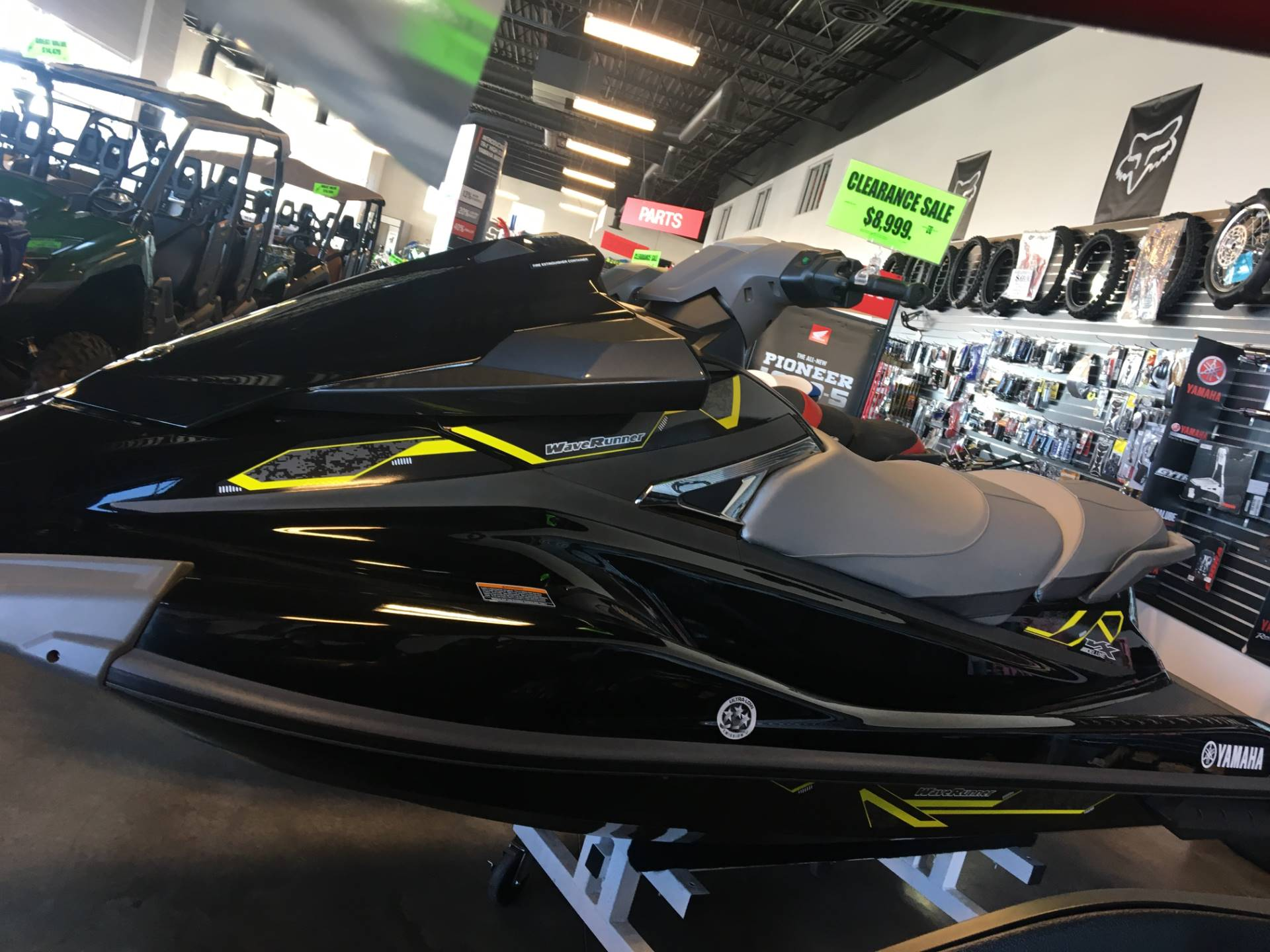 2015 Yamaha VX Deluxe for sale 87692