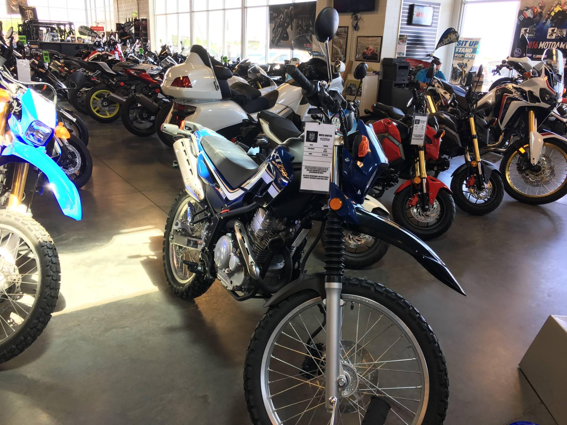 2017 Yamaha XT250 2