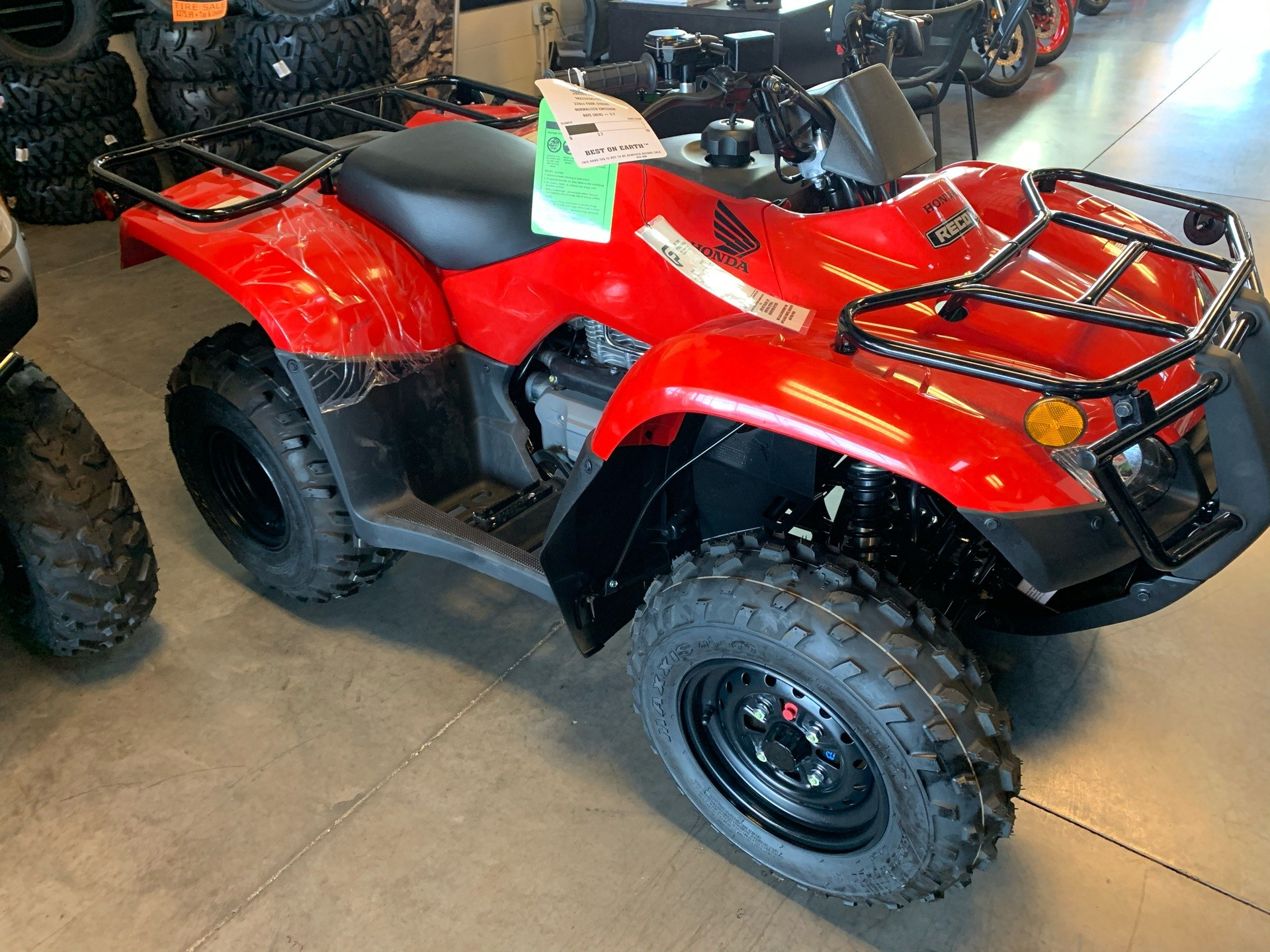 2020 Honda FourTrax Recon ES in Saint George, Utah - Photo 2