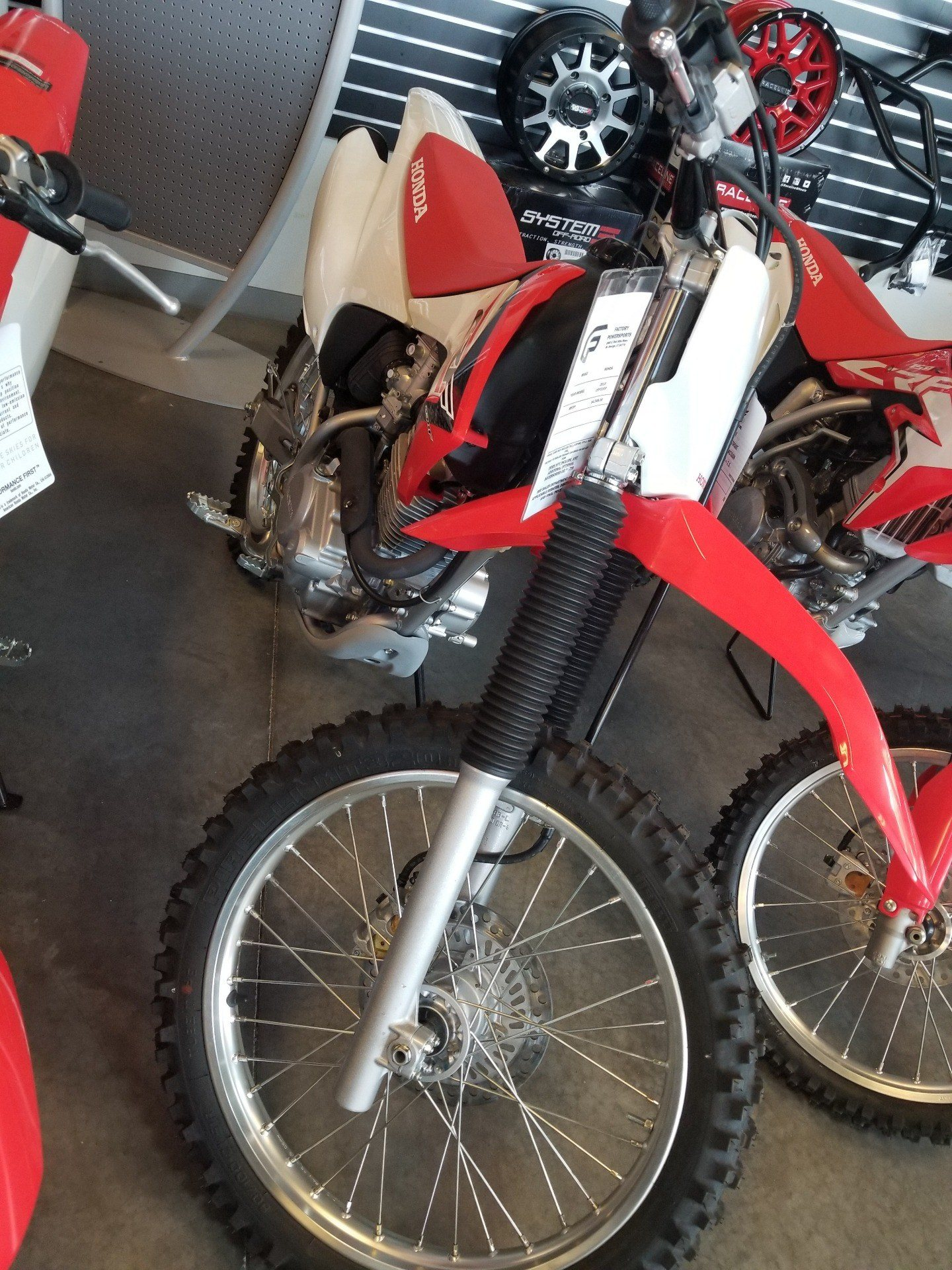 2019 Honda CRF230F in Saint George, Utah - Photo 2