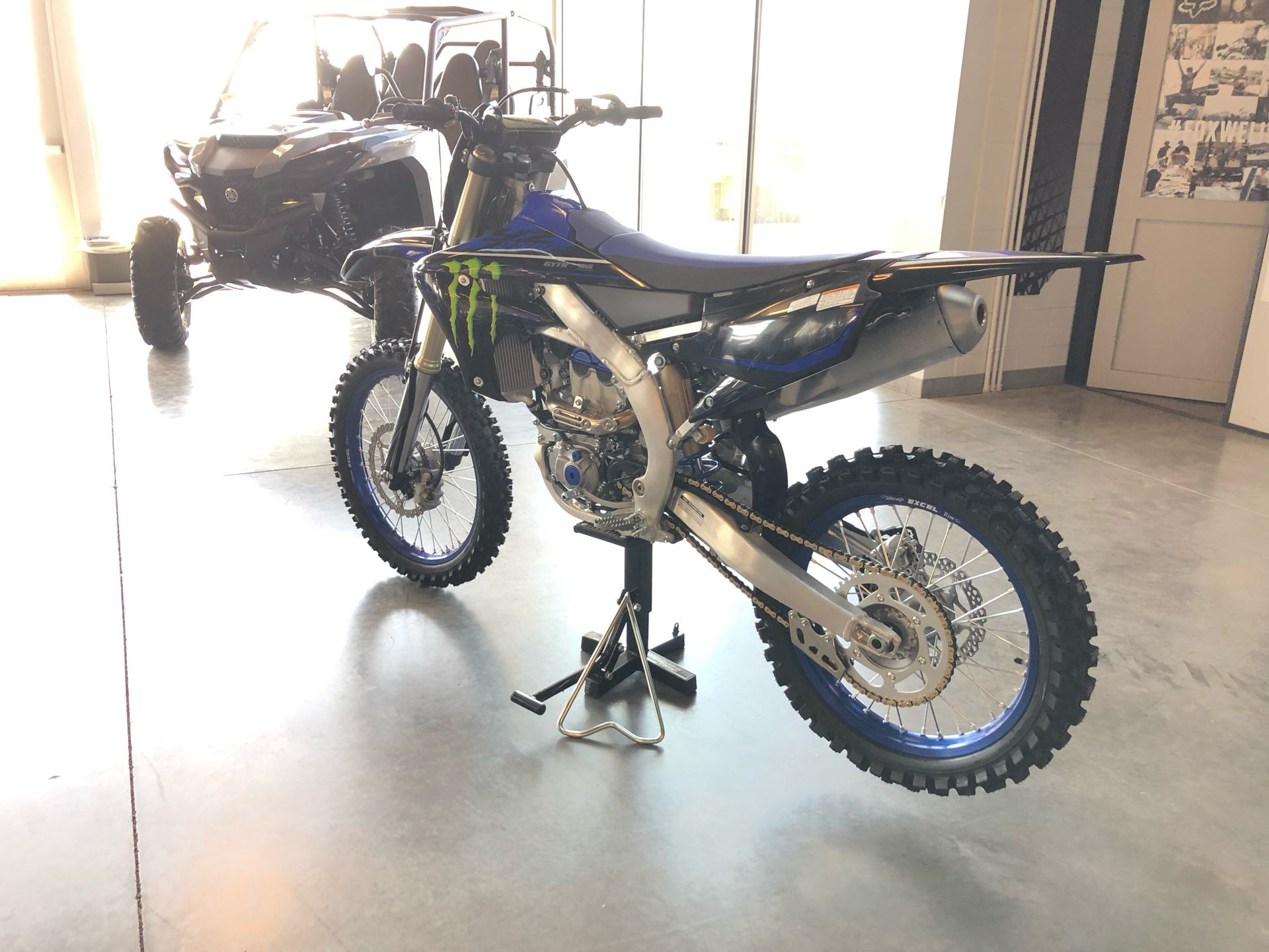 2021 Yamaha YZ250F Monster Energy Yamaha Racing Edition in Saint George, Utah - Photo 3