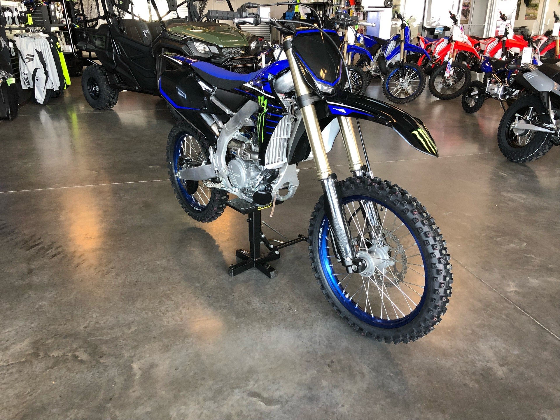 2021 Yamaha YZ250F Monster Energy Yamaha Racing Edition in Saint George, Utah - Photo 5
