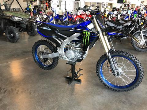 2021 Yamaha YZ250F Monster Energy Yamaha Racing Edition in Saint George, Utah - Photo 6