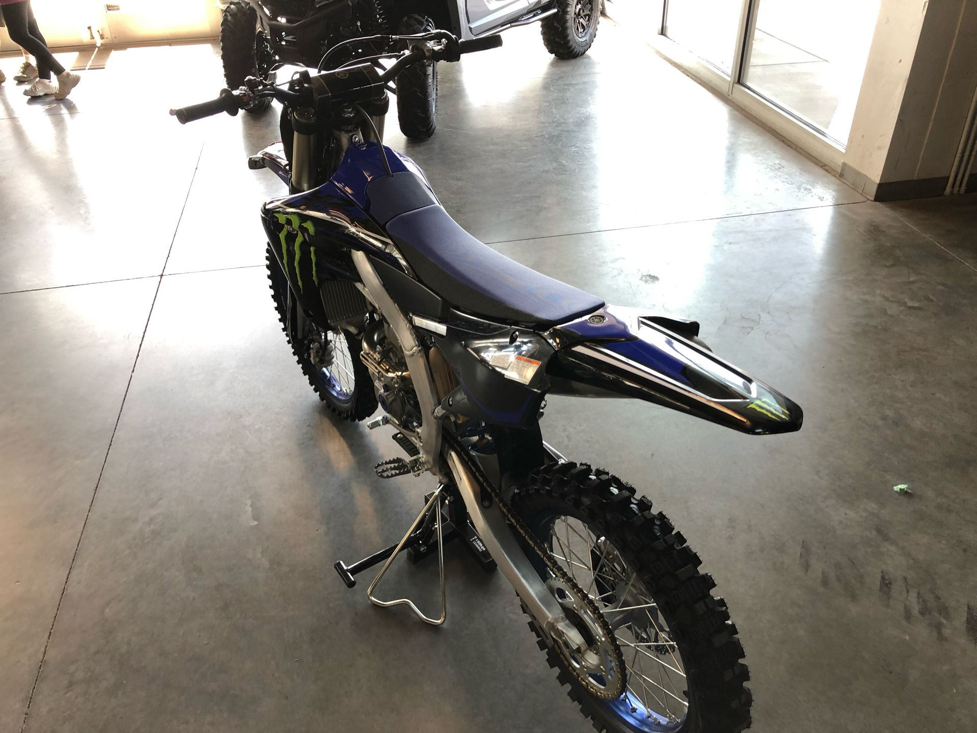 2021 Yamaha YZ250F Monster Energy Yamaha Racing Edition in Saint George, Utah - Photo 10