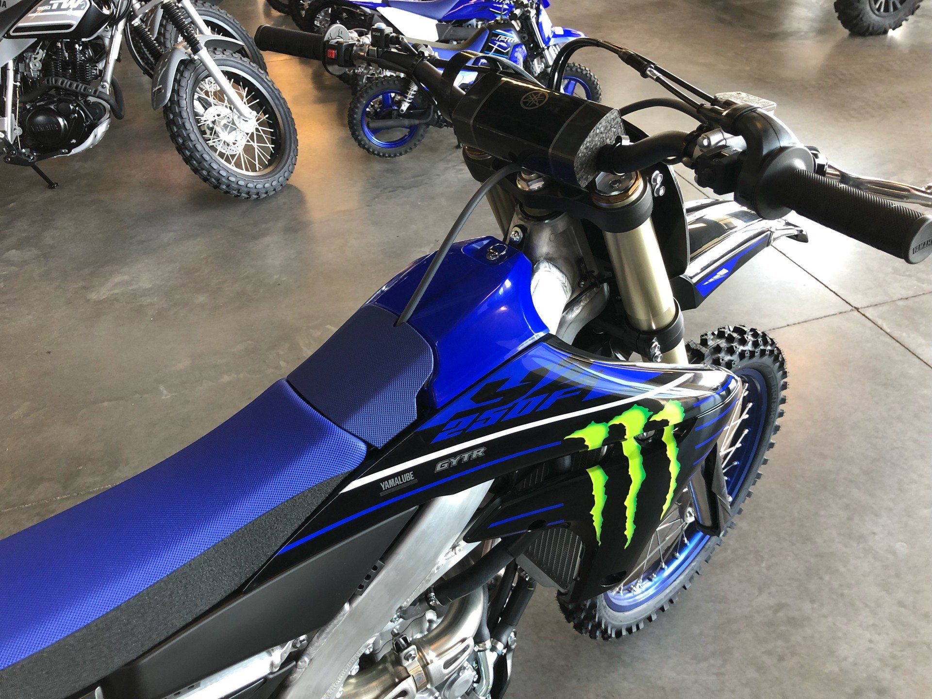 2021 Yamaha YZ250F Monster Energy Yamaha Racing Edition in Saint George, Utah - Photo 13
