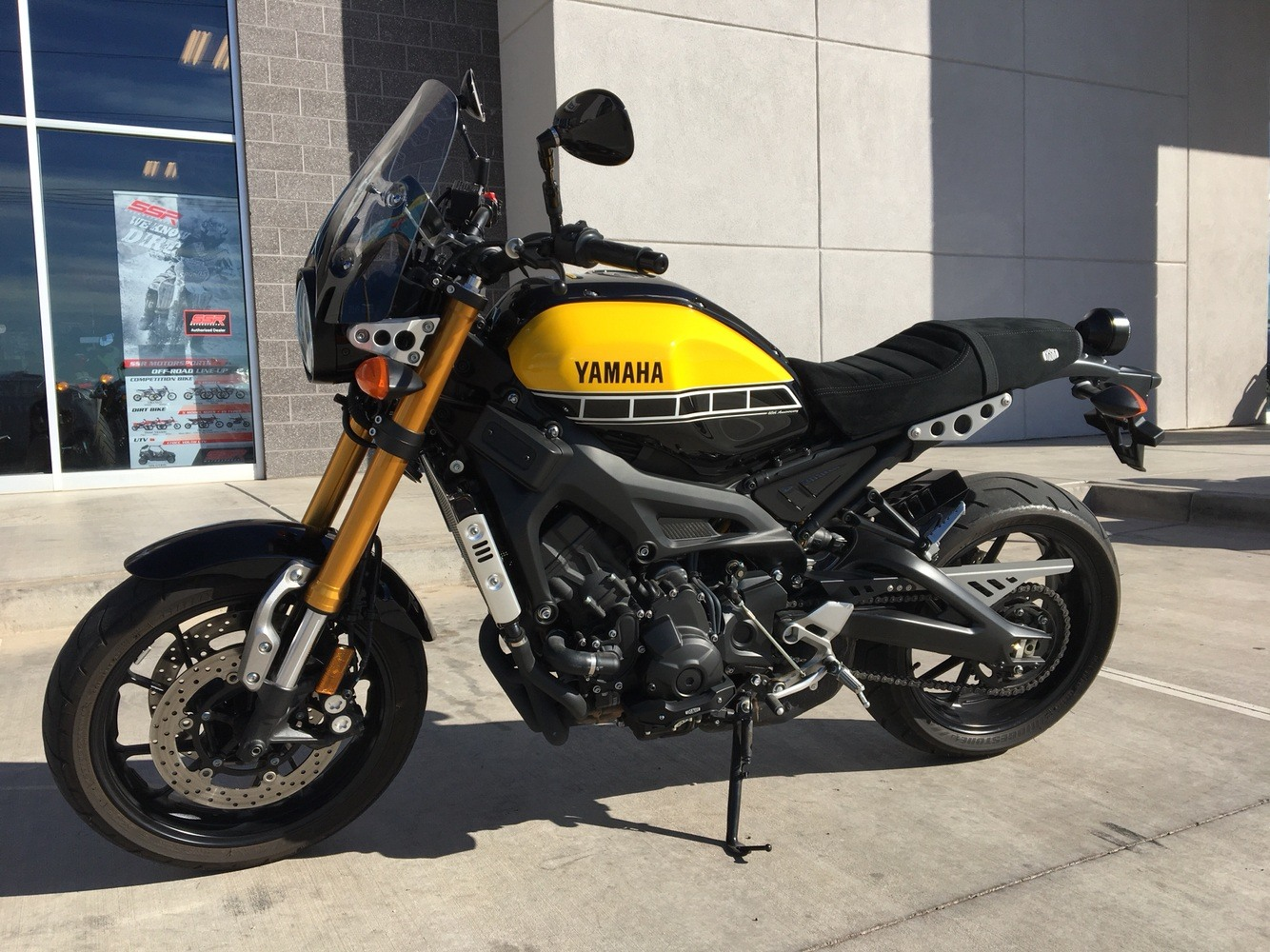 2016 Yamaha XSR900 for sale 91832