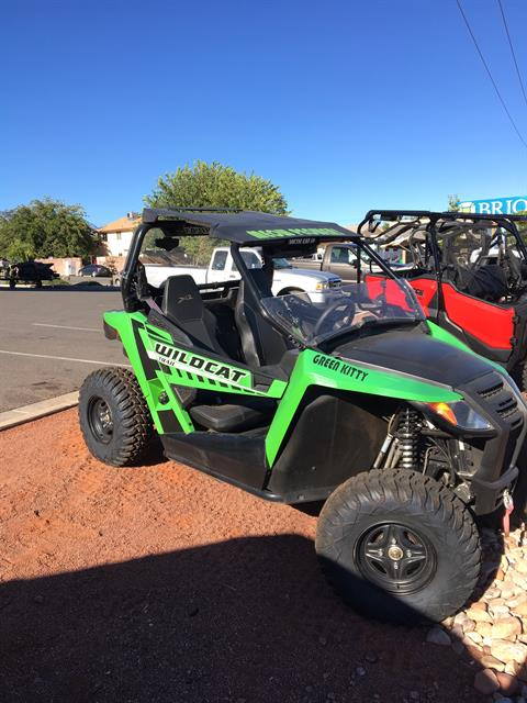 2016 Arctic Cat Wildcat Trail in Saint George, Utah