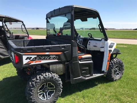 2015 Polaris Ranger XP® 900 EPS in Charleston, Illinois