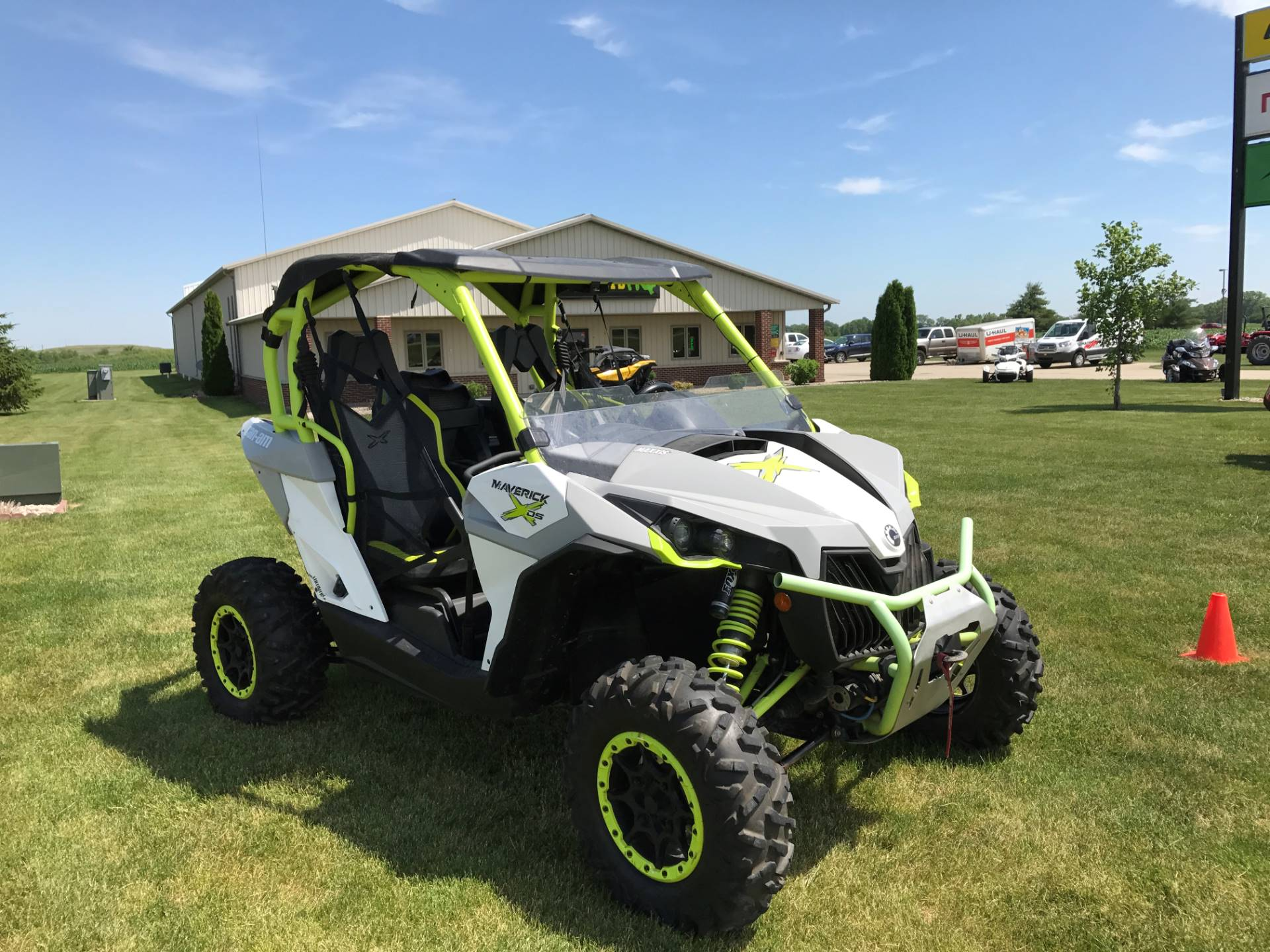 2015 Can-Am Maverick™ X® ds 1000R Turbo in Charleston, Illinois