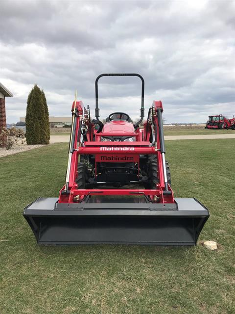 2018 Mahindra 2638 HST in Charleston, Illinois