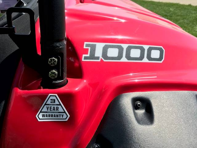 2018 Mahindra Retriever 1000 Gas Standard in Charleston, Illinois