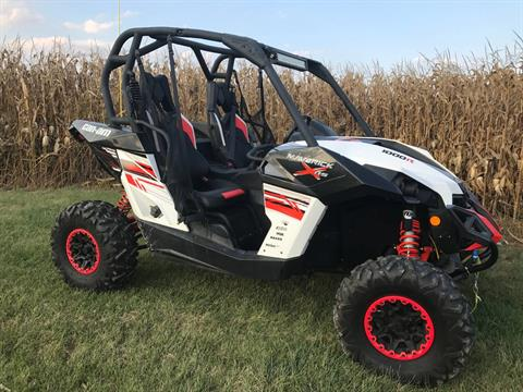 2014 Can-Am Maverick™ X® rs DPS™ 1000R in Charleston, Illinois