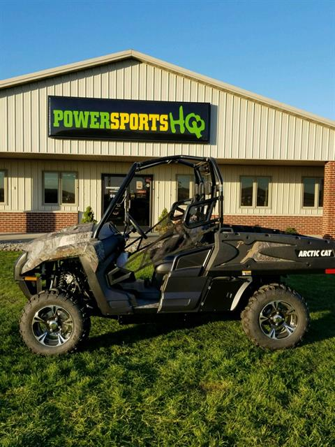 2016 Arctic Cat HDX 700 XT in Charleston, Illinois