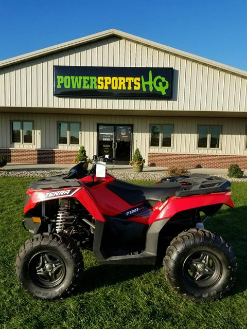 2016 Arctic Cat Alterra 700 in Charleston, Illinois