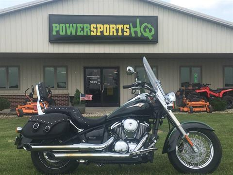 2015 Kawasaki Vulcan® 900 Classic LT in Charleston, Illinois