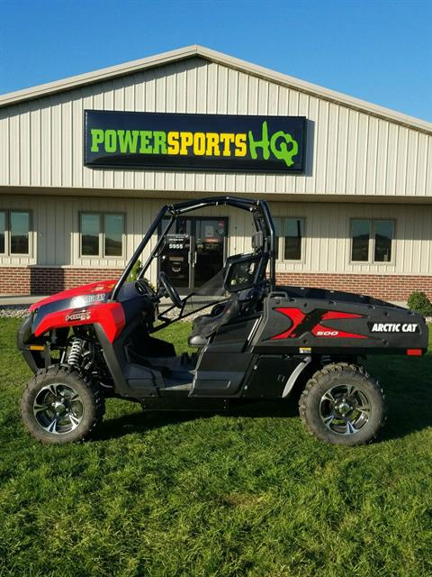 2016 Arctic Cat HDX 500 XT in Charleston, Illinois