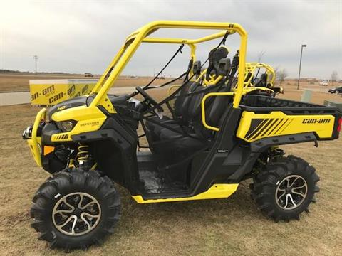 2018 Can-Am OUTLANDER XMR 850 in Charleston, Illinois