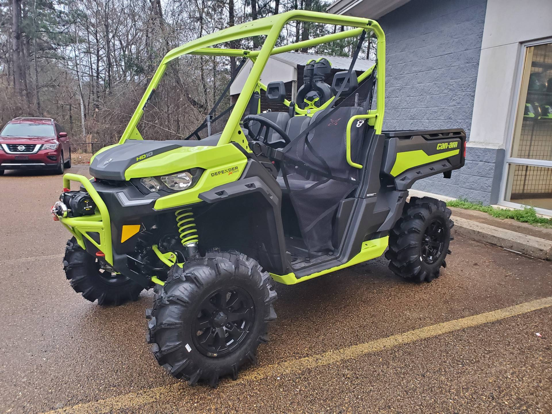 2021 Can-Am Defender X MR HD10 in Pearl, Mississippi - Photo 2