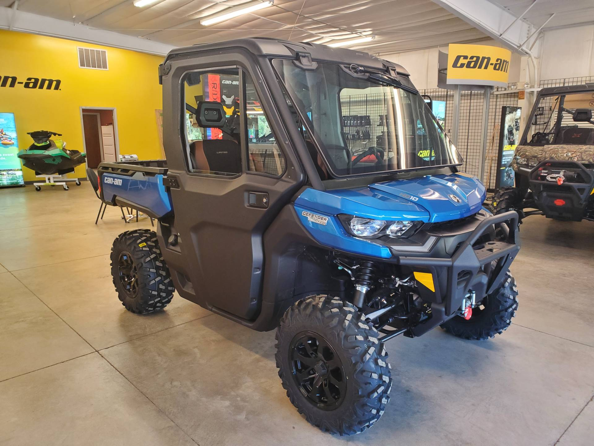2021 Can-Am Defender Limited HD10 in Pearl, Mississippi - Photo 2