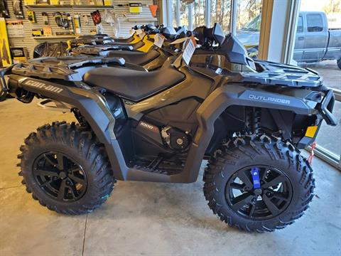 2021 Can-Am Outlander XT 1000R in Pearl, Mississippi - Photo 1