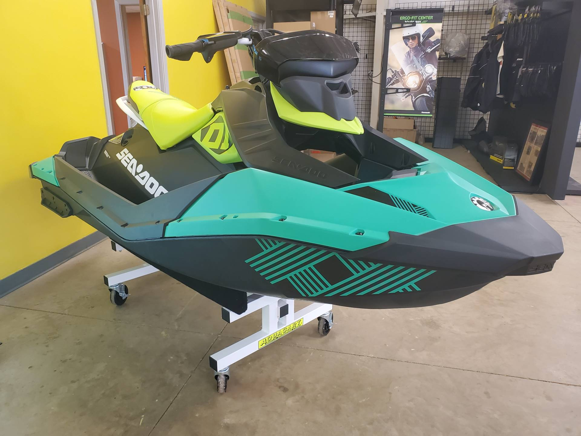 2021 Sea-Doo Spark Trixx 2up iBR + Sound System in Pearl, Mississippi - Photo 1