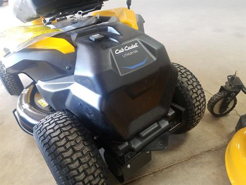 2021 Cub Cadet CC 30 in. E Electric in Berlin, Wisconsin - Photo 9