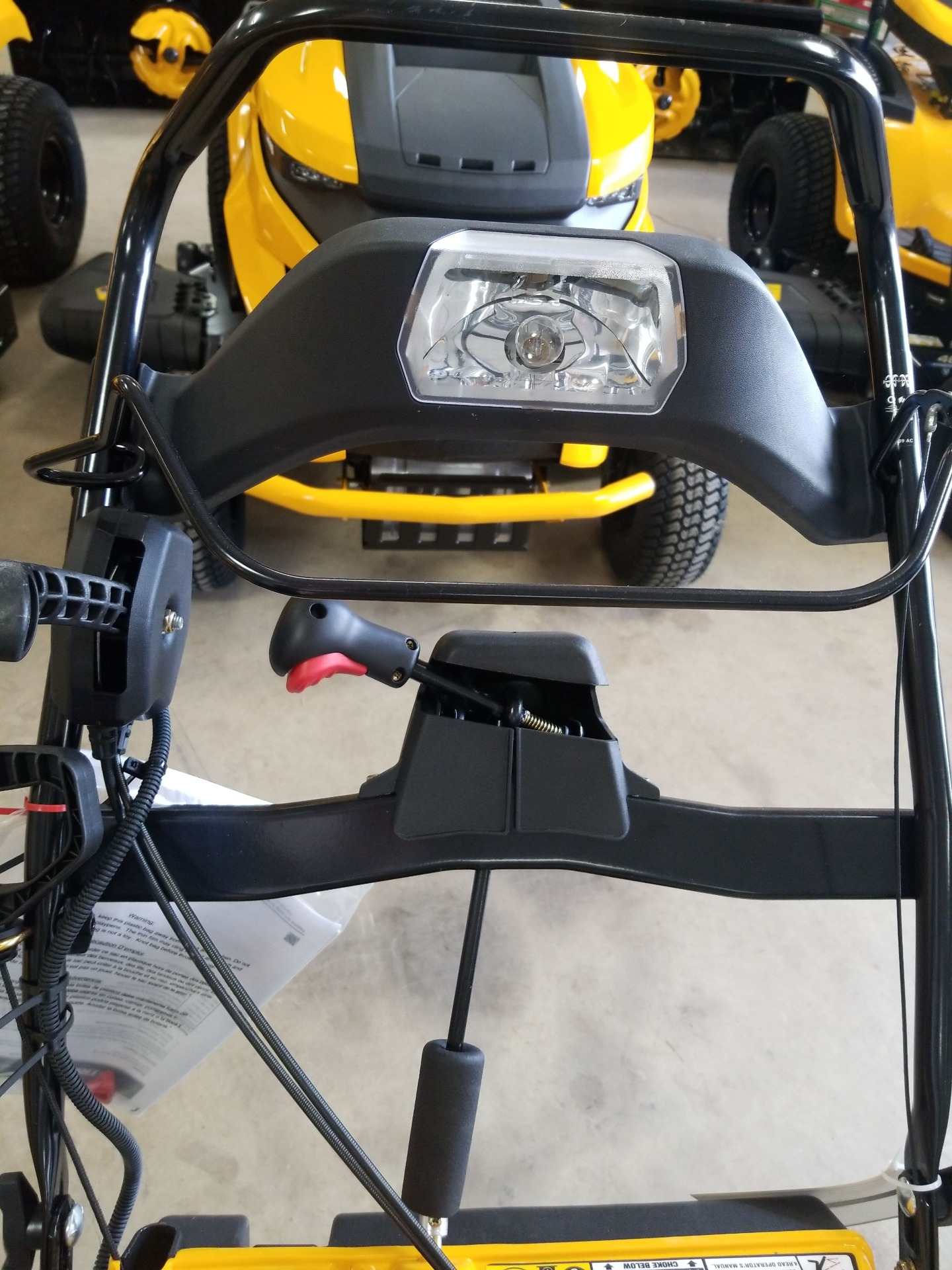 Cub Cadet 1X 21 in. LHP in Berlin, Wisconsin - Photo 2