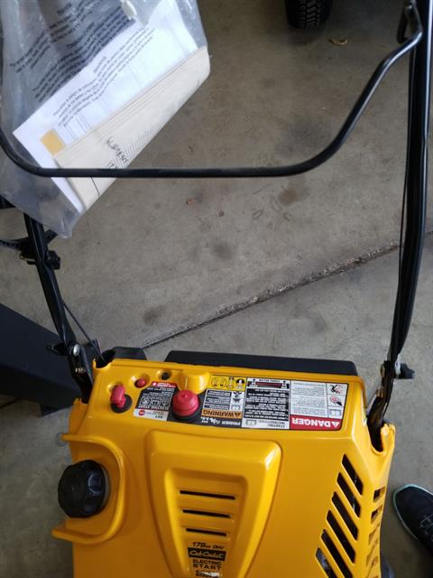 Cub Cadet 1X 21HP in Berlin, Wisconsin - Photo 2