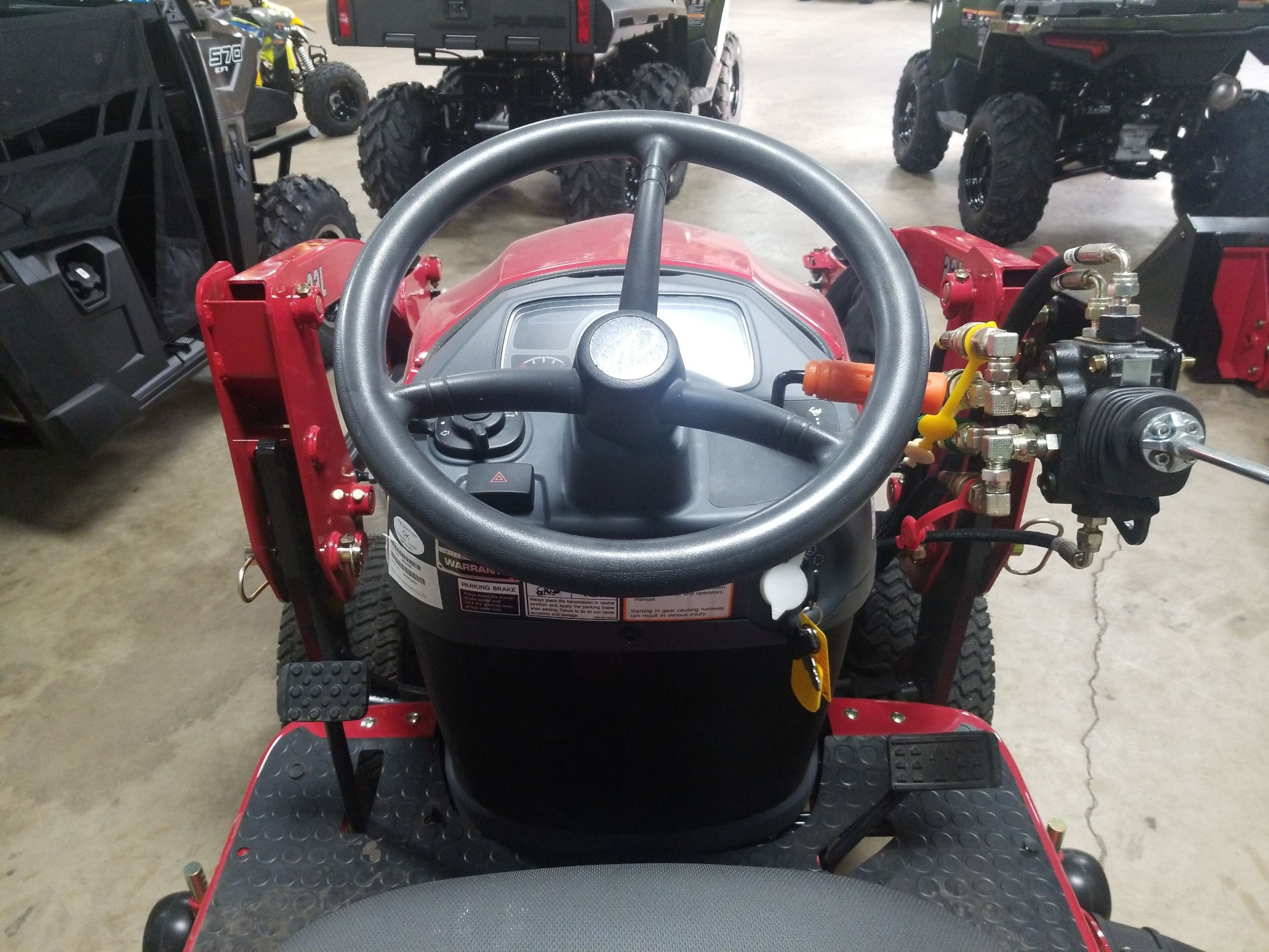 2020 Mahindra TR EMAX20S in Berlin, Wisconsin - Photo 3