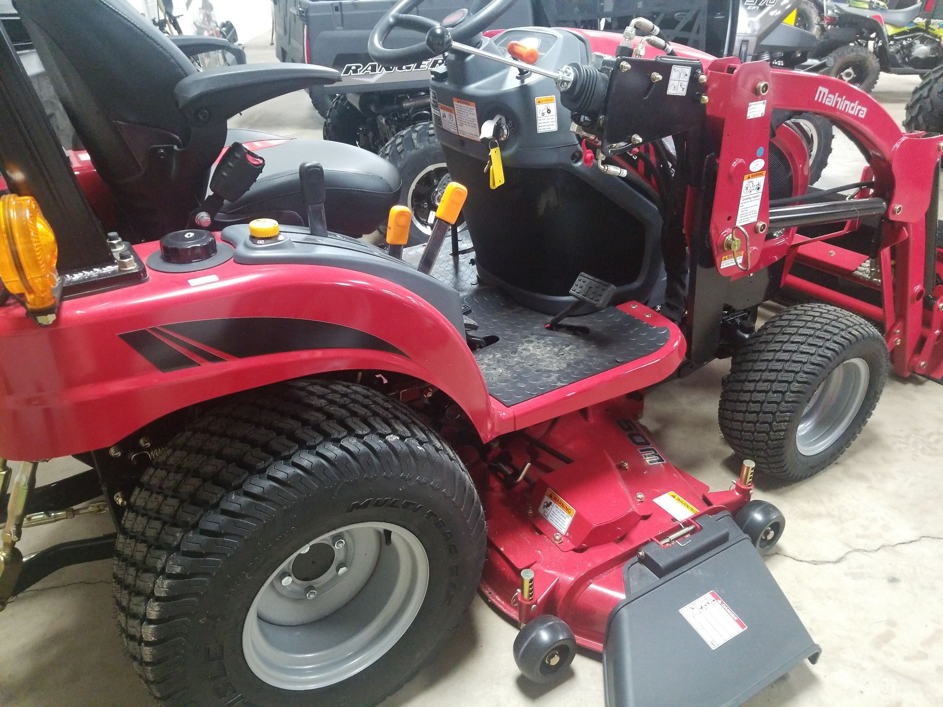 2020 Mahindra TR EMAX20S in Berlin, Wisconsin - Photo 4
