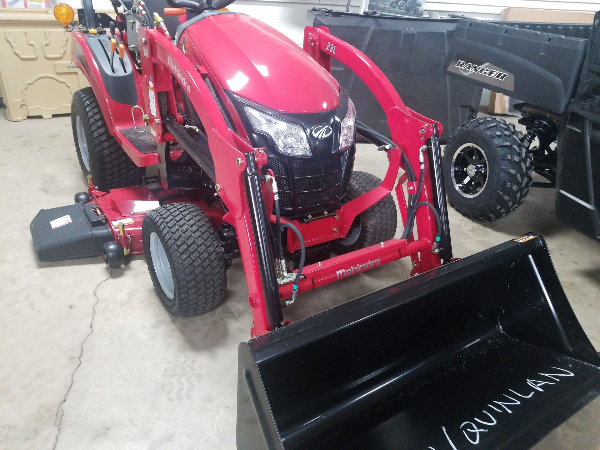2020 Mahindra TR EMAX20S in Berlin, Wisconsin - Photo 5