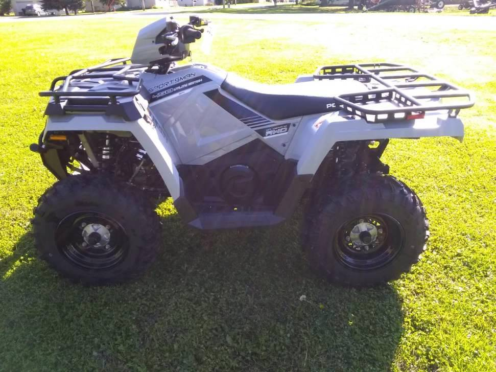 2019 Polaris Sportsman 450 H.O. Utility Edition in Berlin, Wisconsin - Photo 1