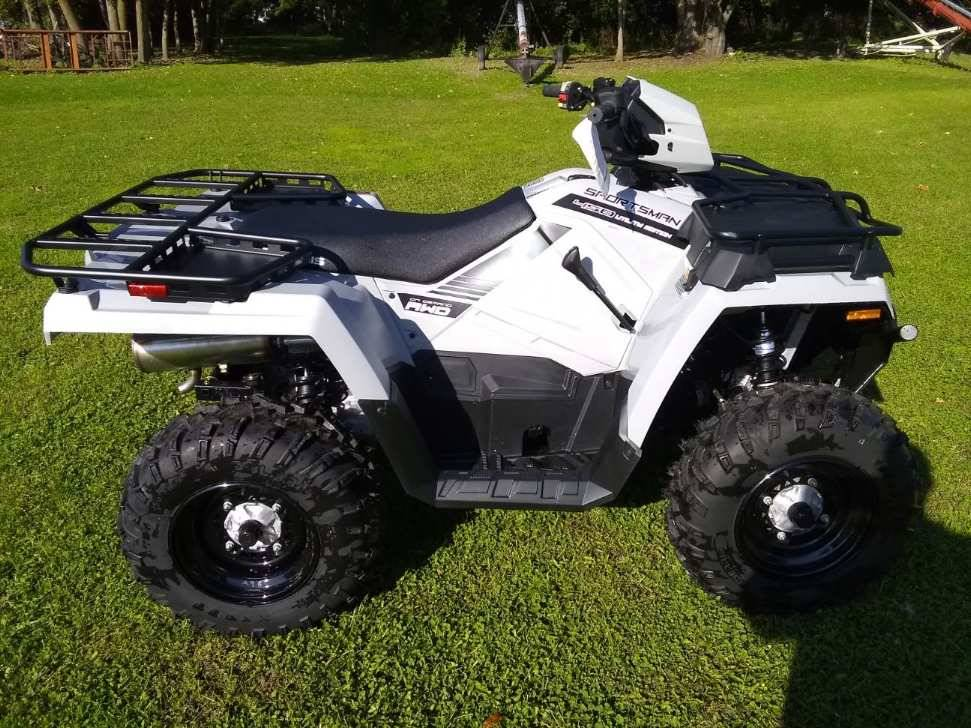 2019 Polaris Sportsman 450 H.O. Utility Edition in Berlin, Wisconsin - Photo 2