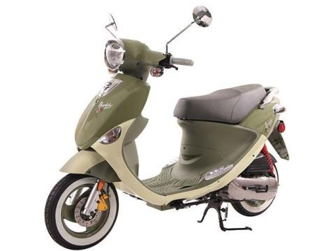 2016 Genuine Scooters Buddy 50 (Little Internationals) - Italia in Dearborn Heights, Michigan