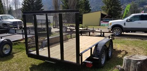 2018 Mirage Trailers 6 X 12 TA2 in Sandpoint, Idaho