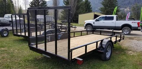 2018 Mirage Trailers 6 X 14 SA in Sandpoint, Idaho