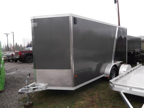 2016 Mission Trailers EZHAULER ENCLOSED in Sandpoint, Idaho