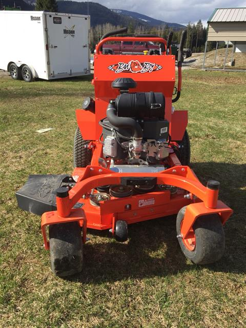 2016 Bad Boy Mowers 3600 (Kawasaki) Compact Outlaw Stand-On in Sandpoint, Idaho