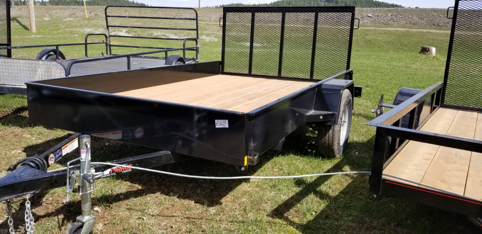 2018 Mirage Trailers 6X 10 SA in Sandpoint, Idaho