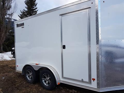 2017 Mission Trailers MEC7.5X12-LM in Sandpoint, Idaho