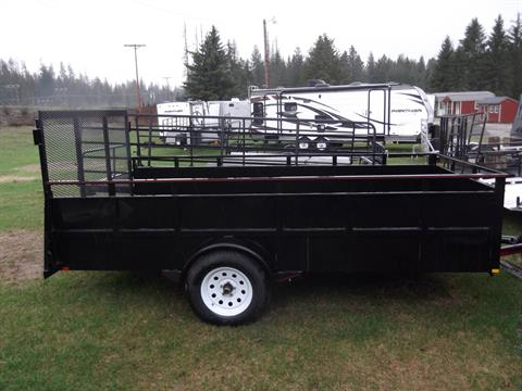 2015 Mirage Trailers MULS612SA UTILITY in Sandpoint, Idaho