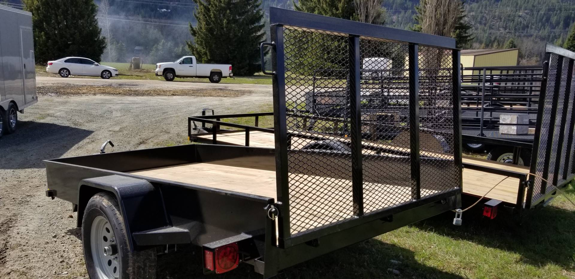 2018 Mirage Trailers 5 X 10SA in Sandpoint, Idaho