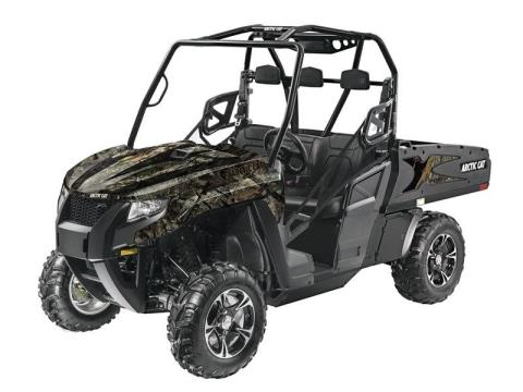 2016 Arctic Cat HDX 700 XT  True Timber Camo in Sandpoint, Idaho