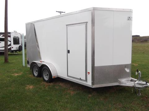 2017 Mission Trailers EZHAULER ENCLOSED 14' in Sandpoint, Idaho