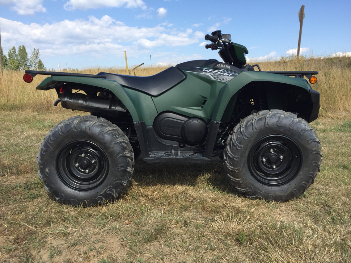 2019 Yamaha Kodiak 450 EPS in Sandpoint, Idaho