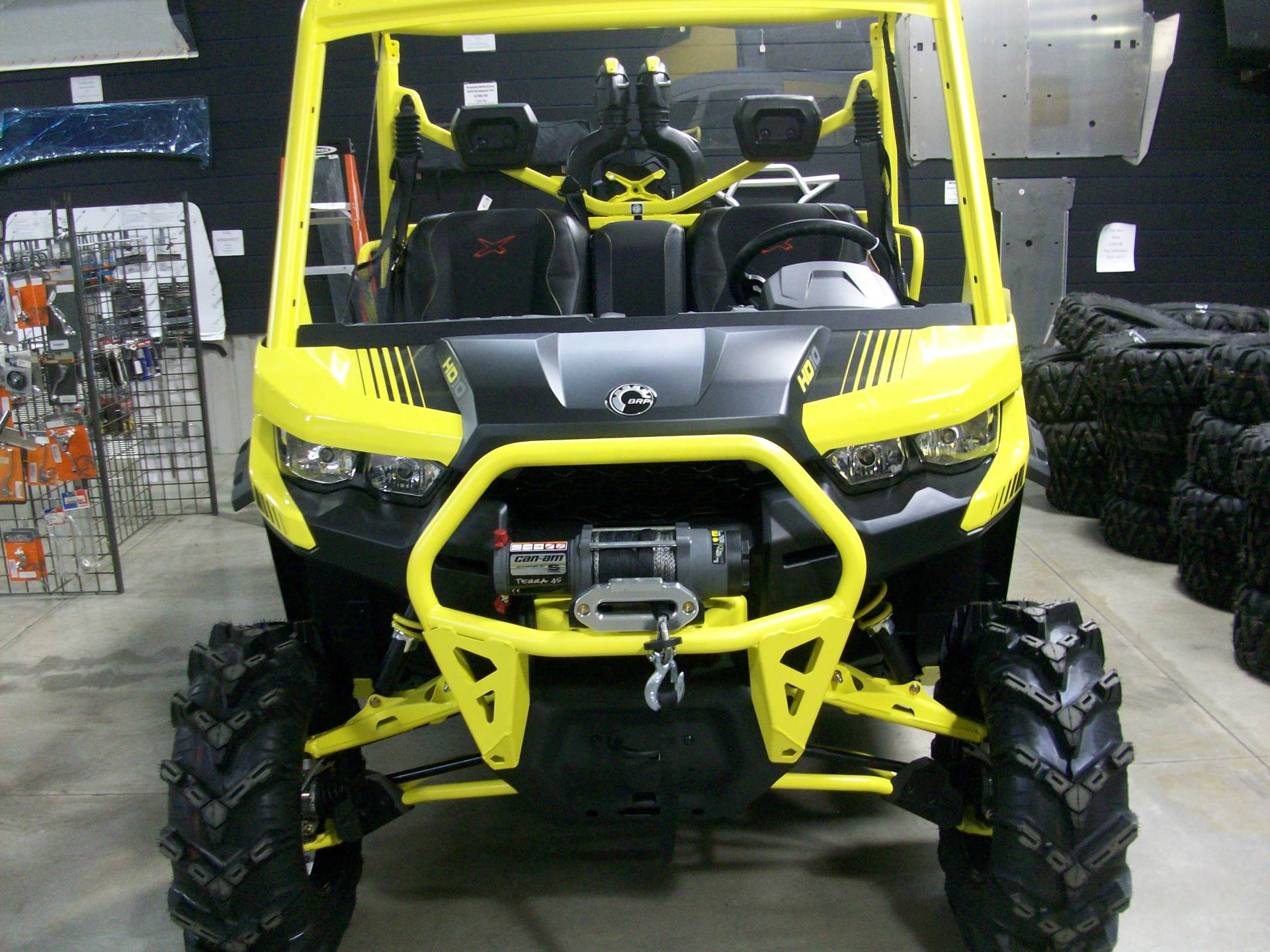 2018 Can-Am Defender X mr HD10 in Muskogee, Oklahoma