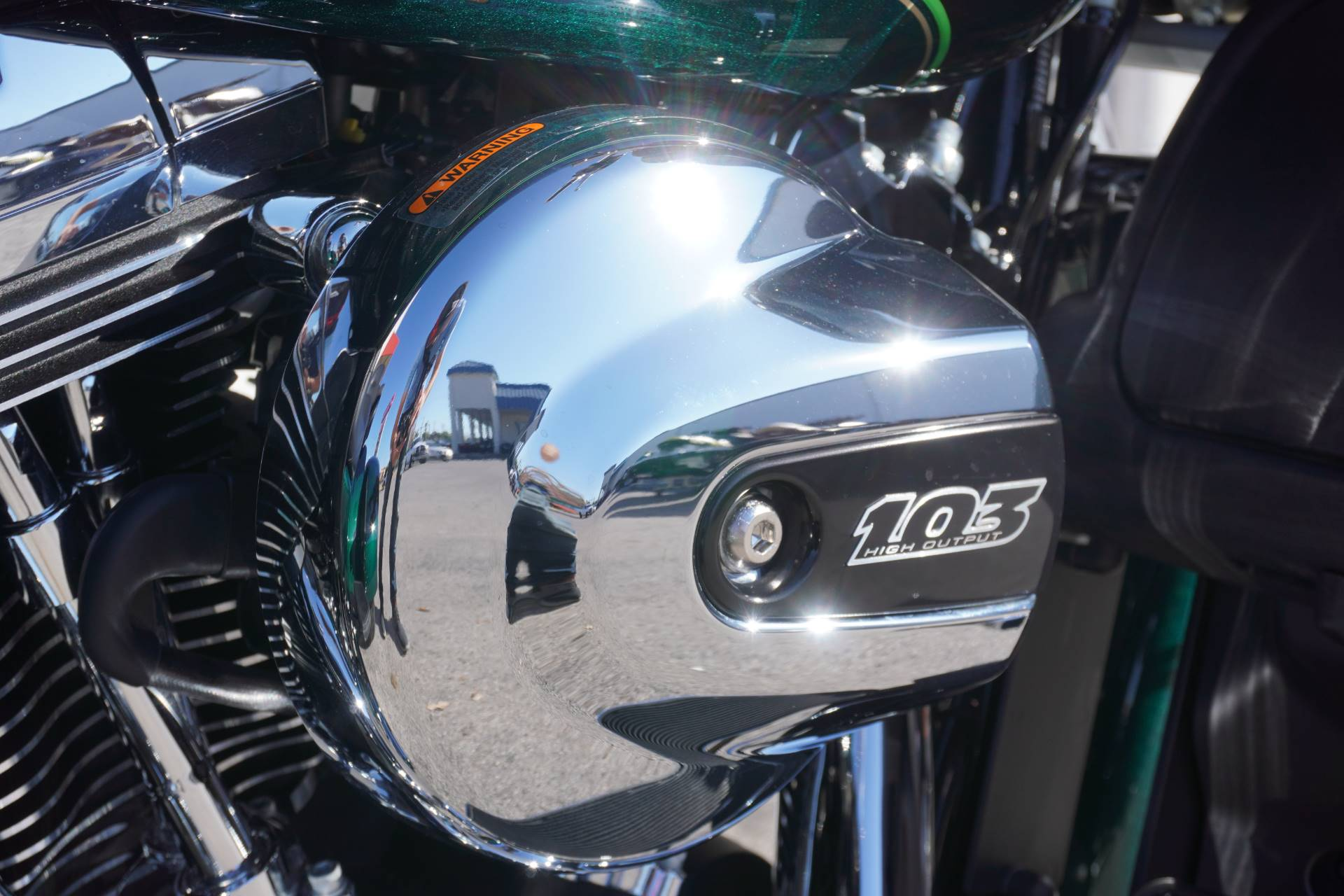 2016 Harley-Davidson Tri Glide® Ultra in Tulsa, Oklahoma - Photo 6