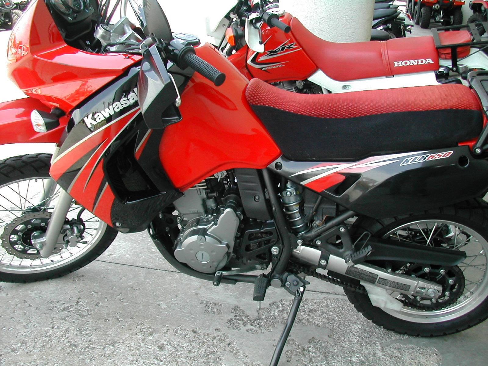 2009 KLR650