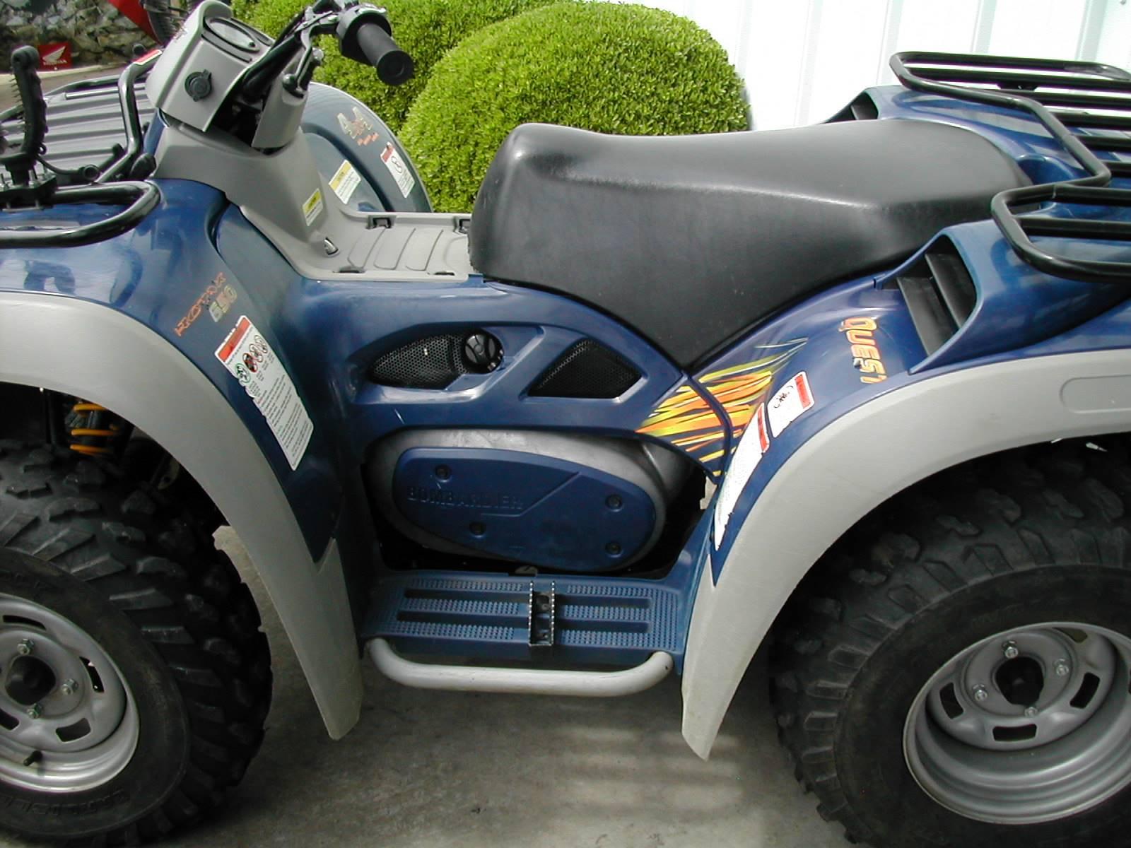 2002 Quest 650