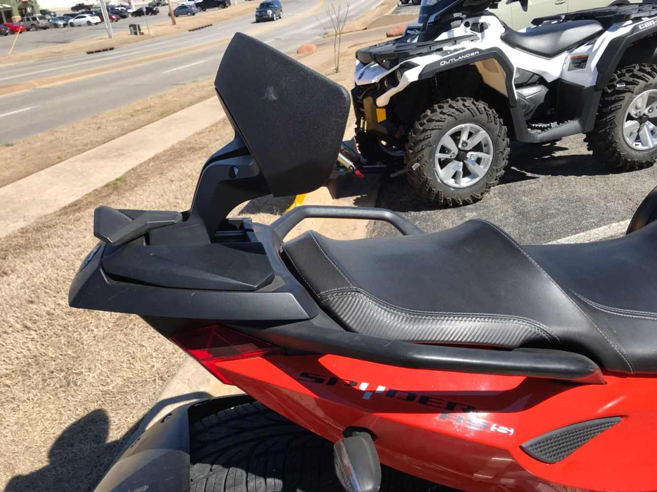 2012 Can-Am Spyder® RS-S SE5 in Tulsa, Oklahoma